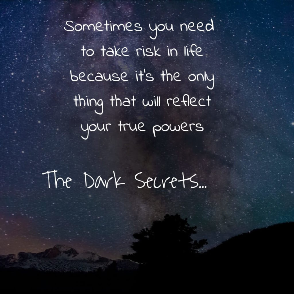 Self Motivation Quotes and Inspirational Quotes | The Dark Secrets |