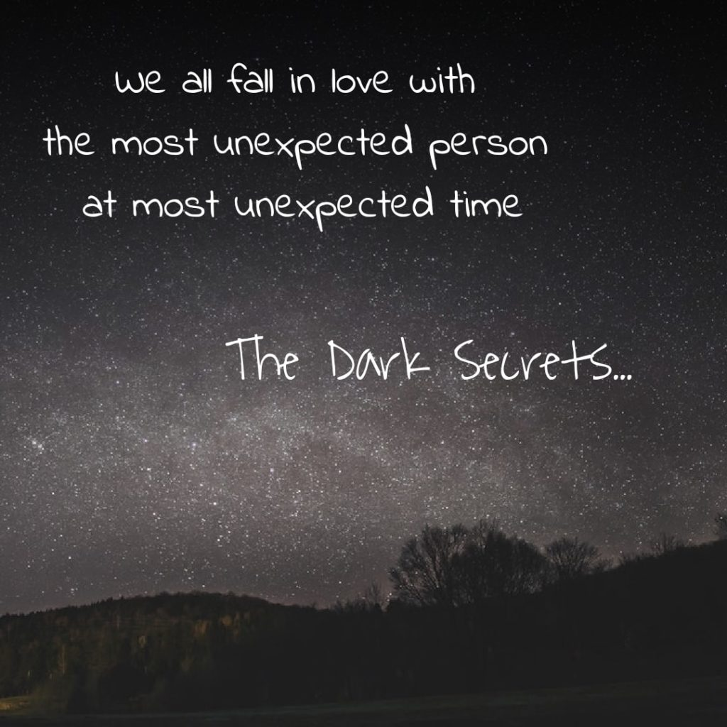 A deep love quote on falling in love with the most unexpected person.