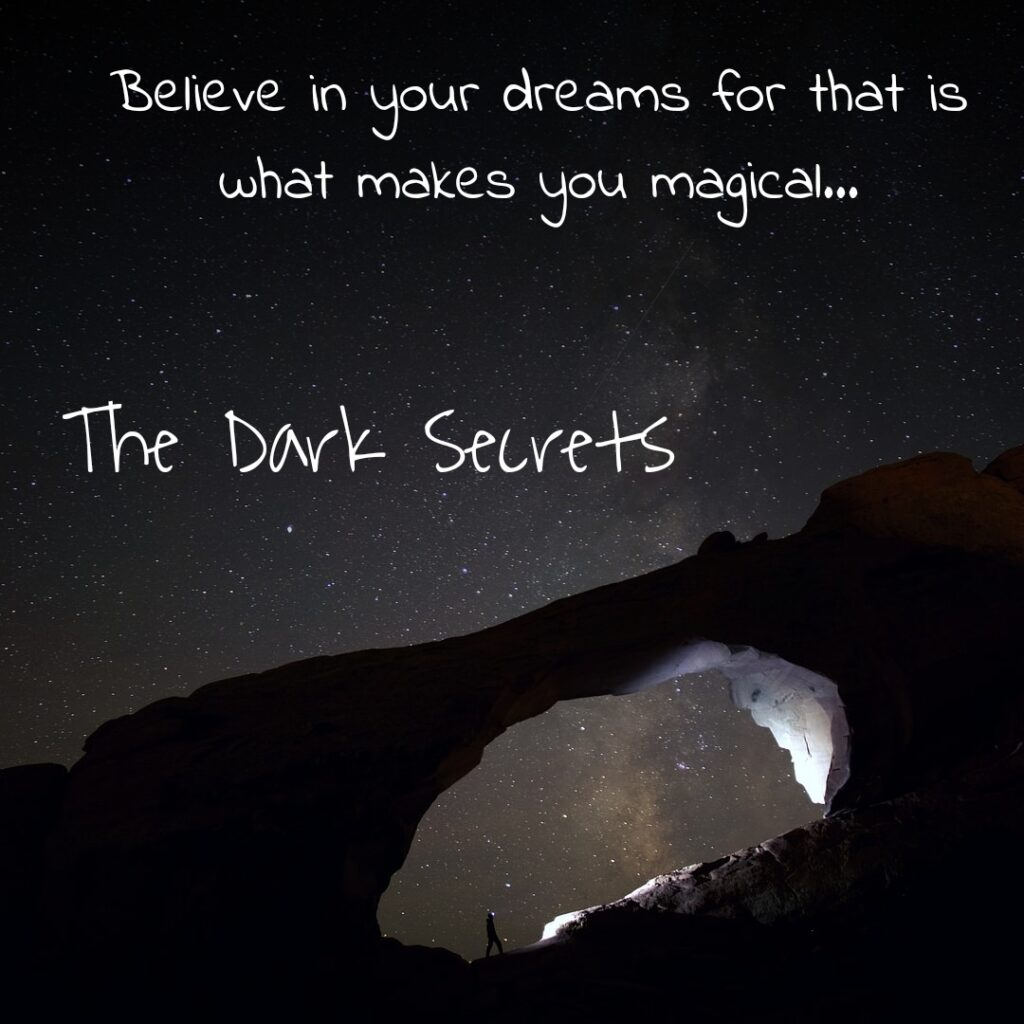 Self motivation quotes for believing in the magic of your dreams.