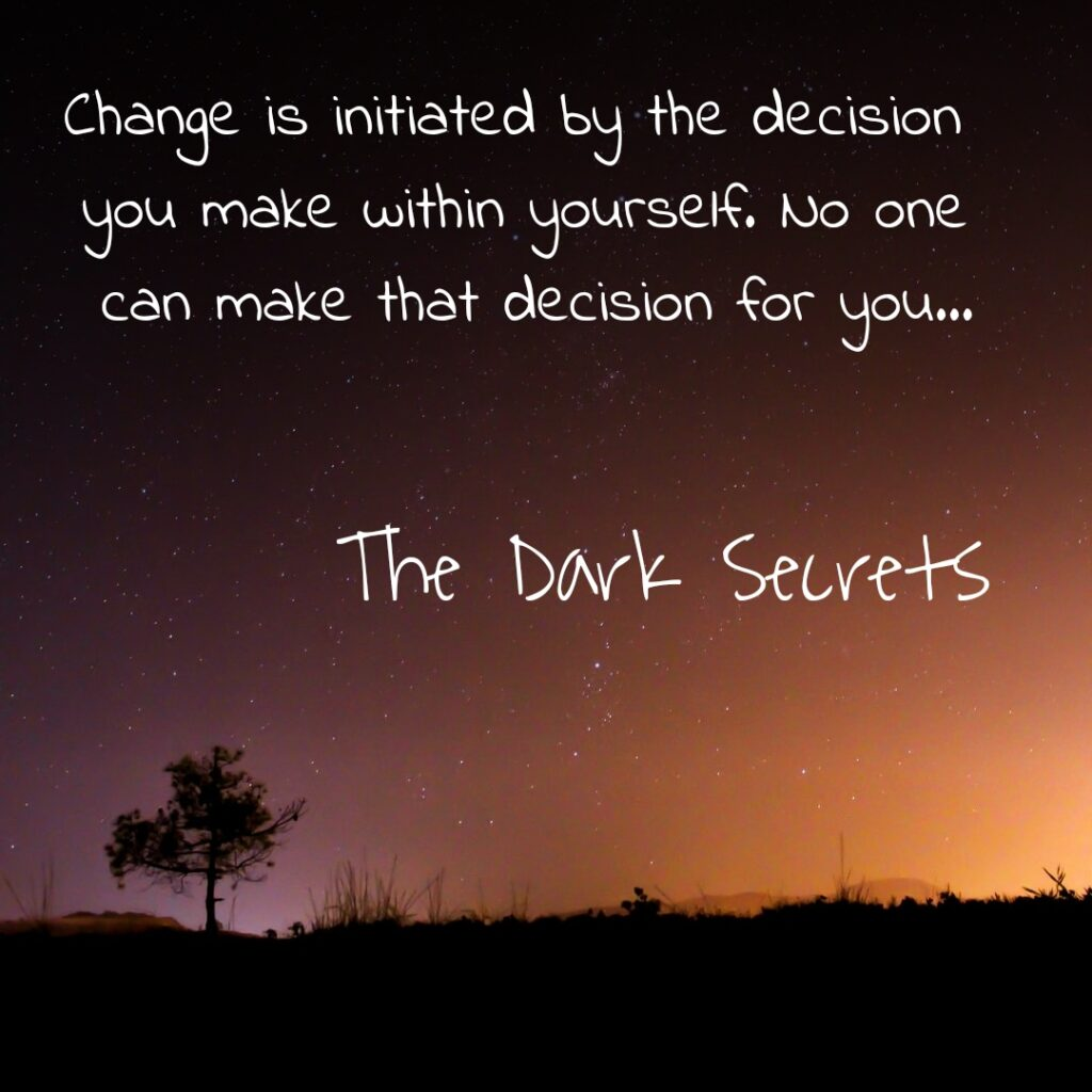 Self motivational quotes on changing self.